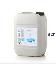 Gel igienizzante mani tanica 5lt ischia eau thermale